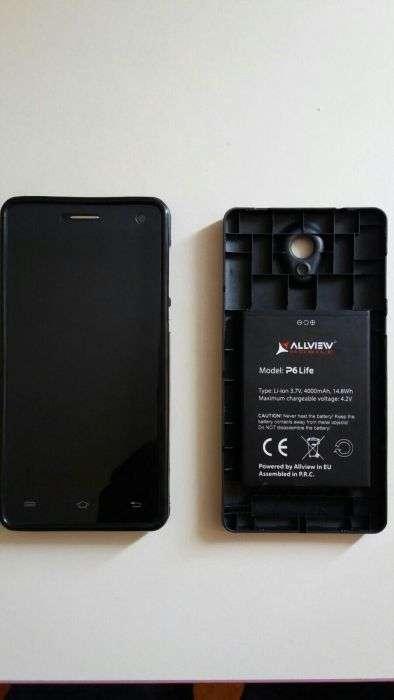 Vand Allview P6 Life,in Stare Foarte Buna,baterie Extinsa,modul Pt Tv