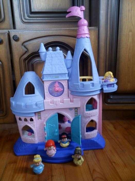 Castelul Muzical Sl Printeselor Disney