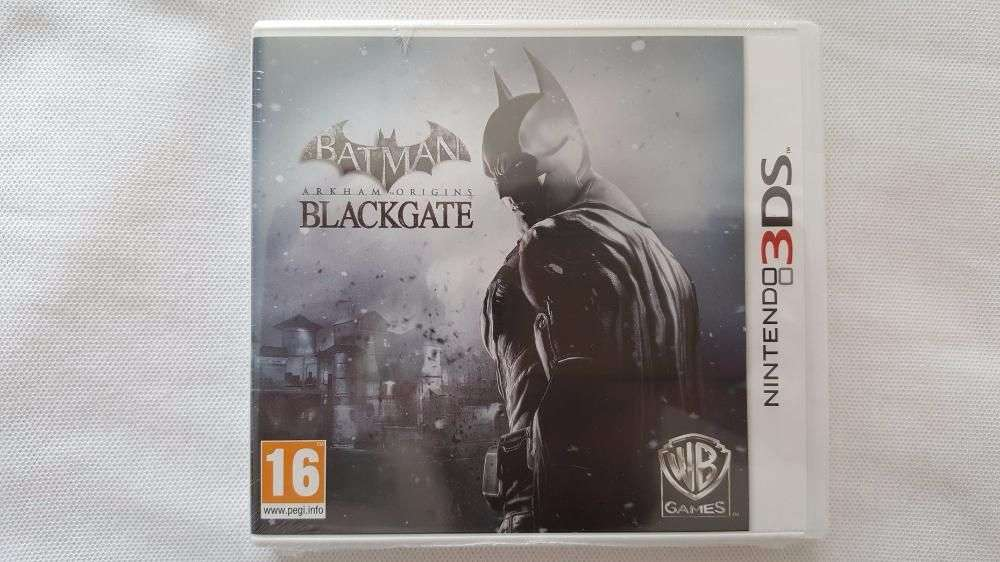 Vand Joc Batman Arkham Origins Pentru Nintendo 3DS - Sigilat