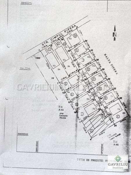 Vanzare Teren Construibil 1088 Mp Campul Pipera Henry Coanda In
