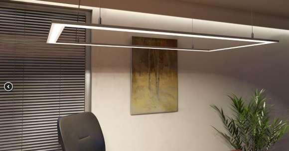 Lumini Suspendate LED