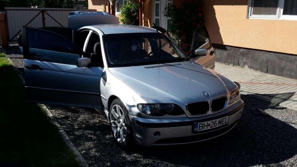 BMW 320 D Facelift