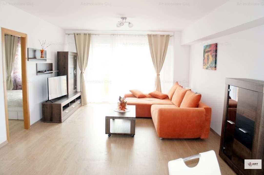 2 Camere, Bloc Nou, Garaj, Modern, In Complex Viva City Iulius Mall, TOTUL NOU