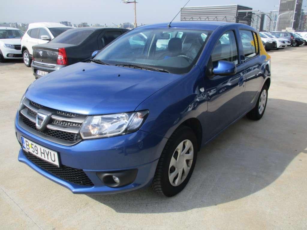 Dacia Sandero Din 2014 - 75,588 Km