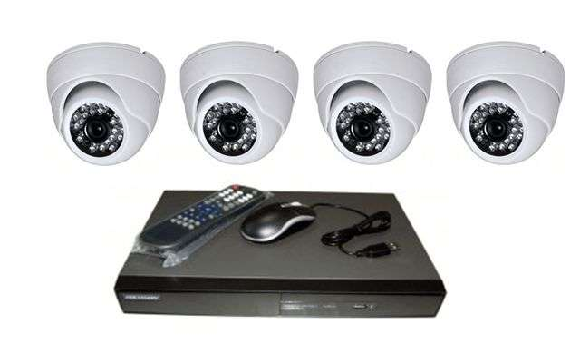 Montam Sisteme De Supraveghere Video, Antiefractie, Automatizari Porti