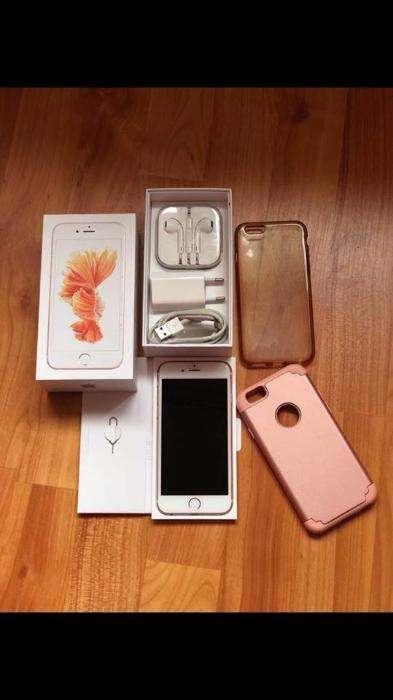 IPhone 6S Rose Gold Neverlocked Full Box Garantie EMAG