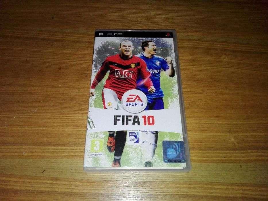 Joc Playstation/PSP Fifa 10