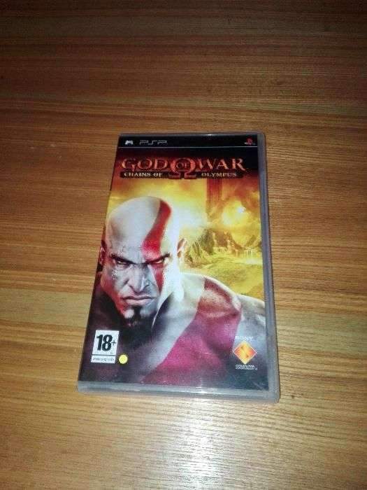 Joc Playstation/PSP God Of War Chains Of Olympus