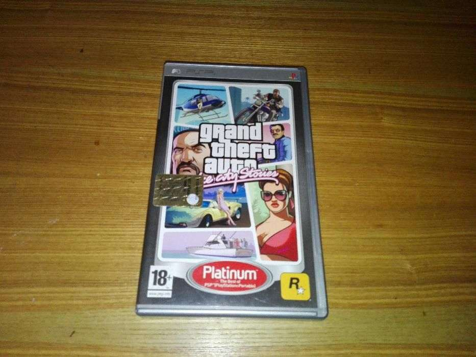 Joc Playstation/PSP Grand Theft Auto Vice City Stories /GTA