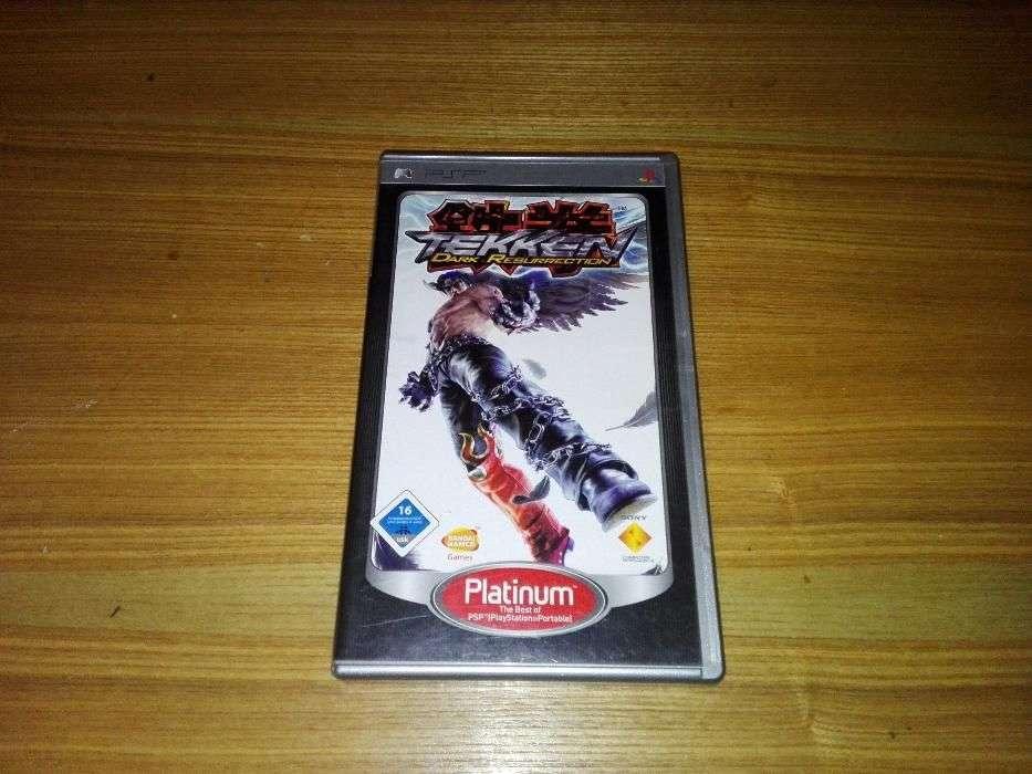 Joc Playstation/PSP Tekken Dark Resurrection