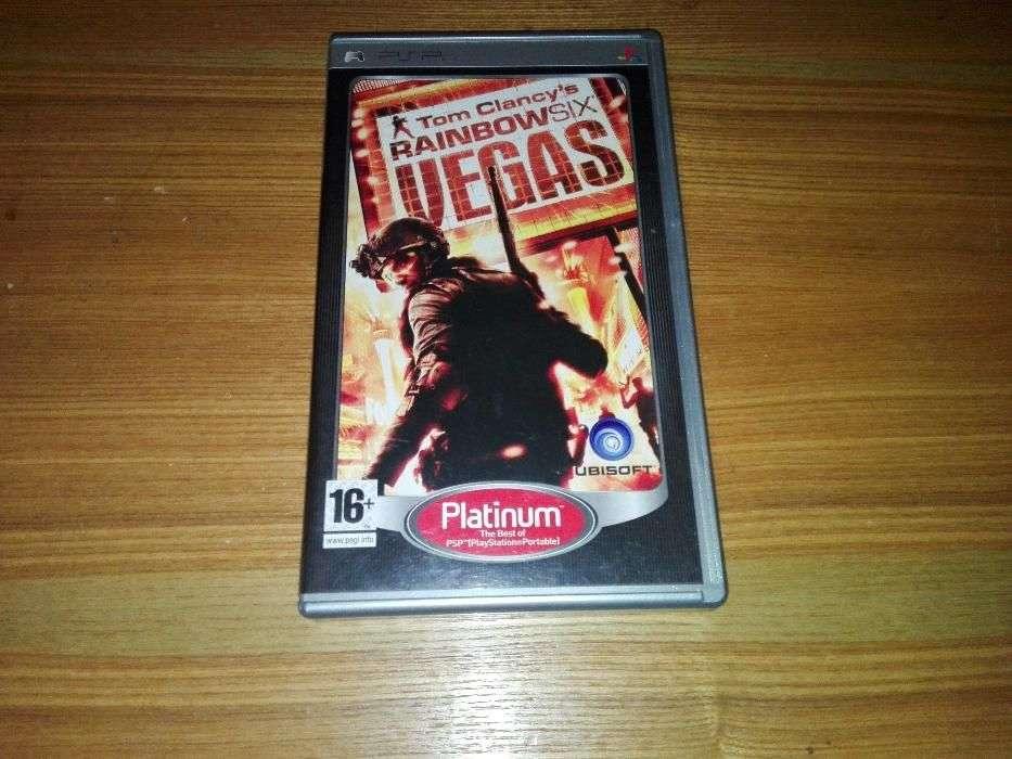 Joc Playstation/PSP Tom Clancy's Rainbow Six Vegas