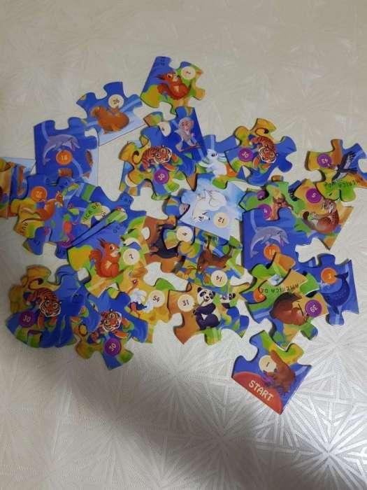 Puzzle Animaterra