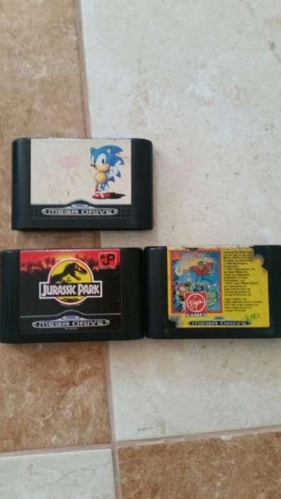 Dischete Sega Mega Drive
