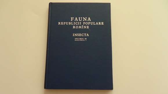 Fauna R.P.R. Insecta Cynipinae Vol.9 Fascicula 2 - 1957-rara