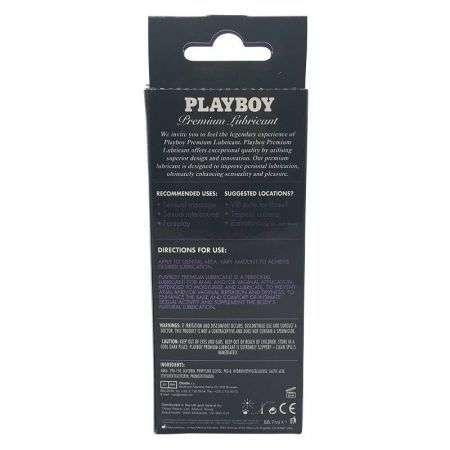 Gel Lubrifiant Playboy 2in1 Double Play - Masaj & Intim