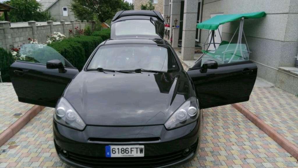 Hyundai Coupe Din 2007 - 105,000 Km