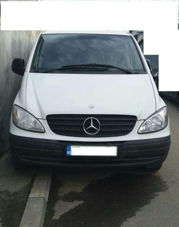 Mercedes-benz Vito Din 2004 - 232,300 Km