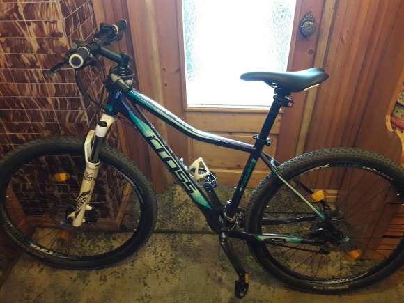 Vând Bicicletă Pentru Damă, Cross Causa XT, în Garanție
