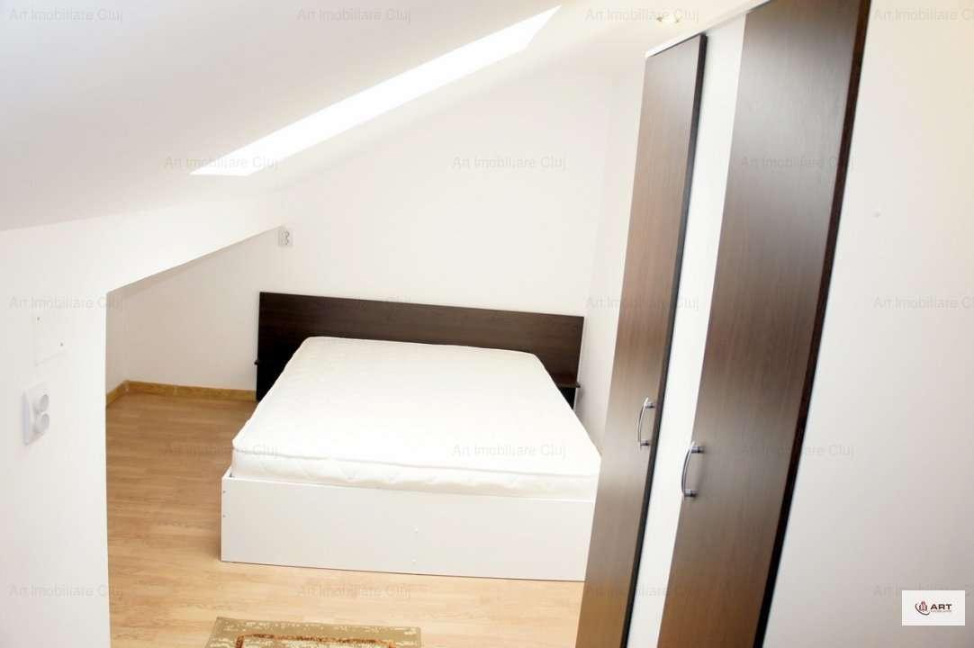 2 Dormitoare + Living, Bloc Nou, Modern, Parcare, In Gheorgheni Strada Fagului