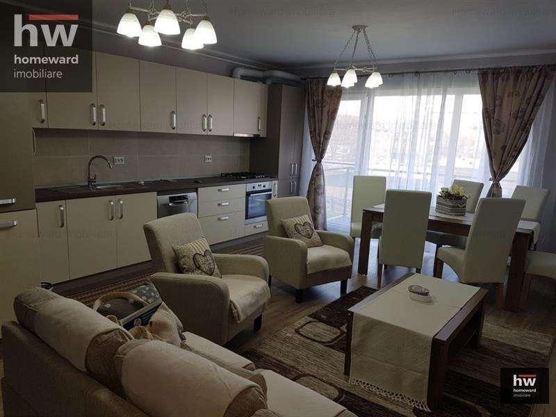 Ap. 3 Camere, Comfort 1, Cartierul Marasti