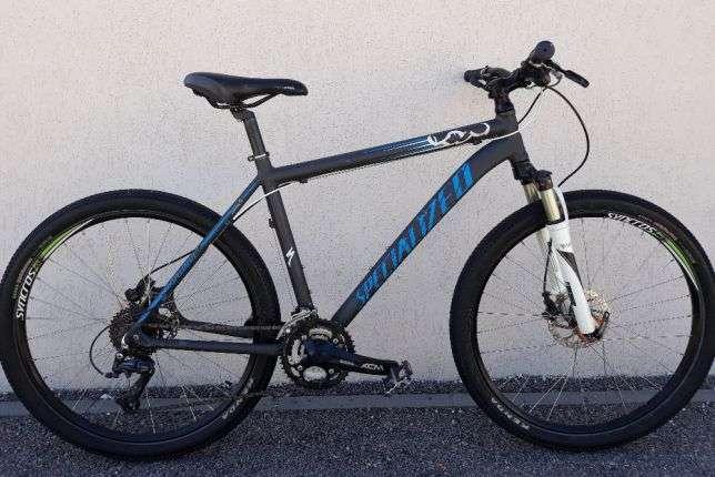 Bicicleta Hidraulica Specialized XC Full Shimano / Furca Aer