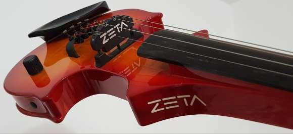Vand Zeta Jazz Violin 4 Corzi