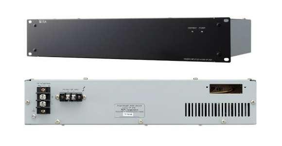 Amplificator Sistem Evacuare Vocala 240W/100V Toa Electronics VP-2241