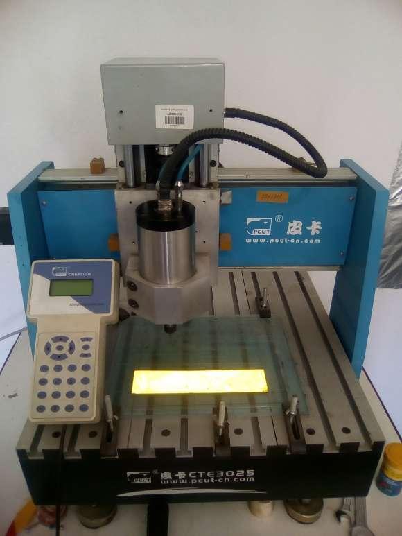 Masina De Gravat CNC