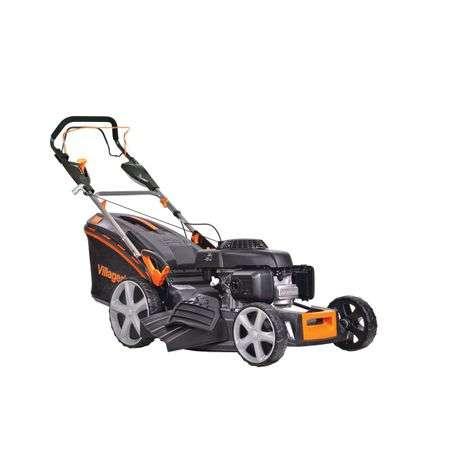 Masina De Tuns Iarba Villager VRS 530 HV, Motor HONDA GCV 160 OHC