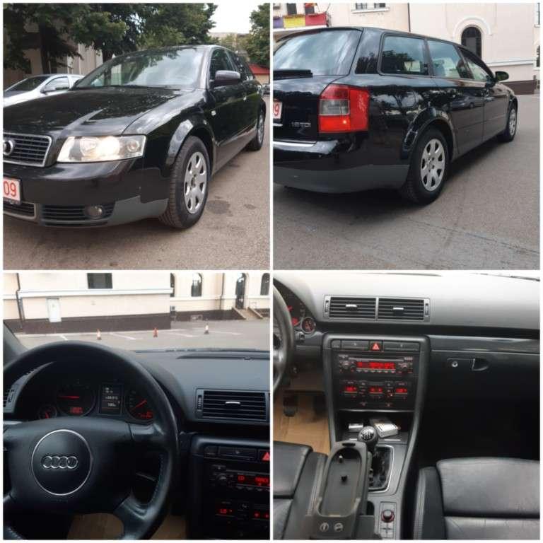 Audi A4 Din 2002 - 242,000 Km