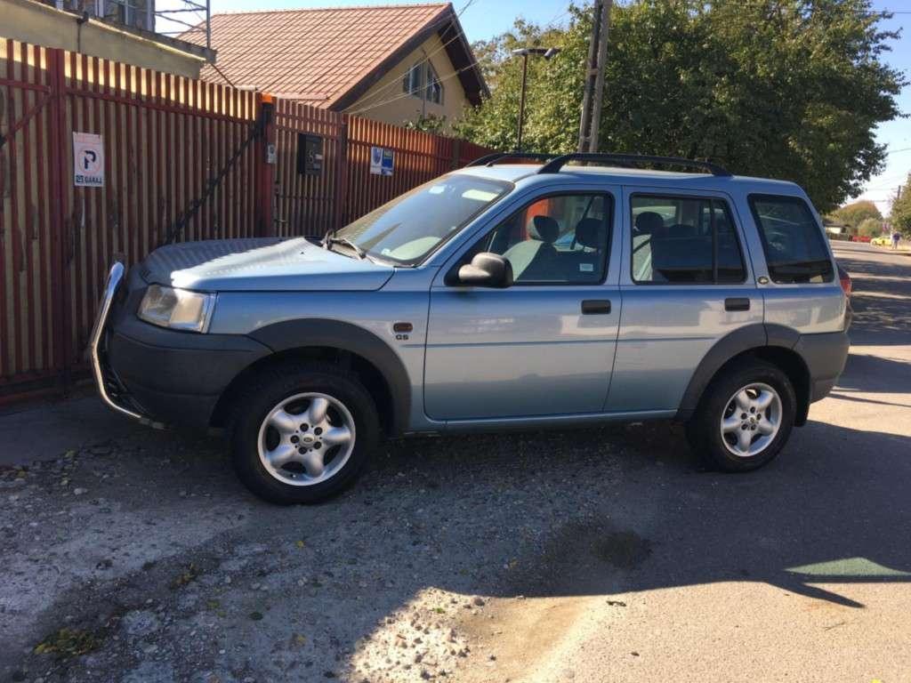 Land Rover Freelander Din 2002 - 170,000 Km