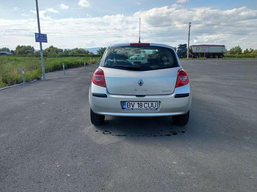 Renault Clio Din 2007 - 219,000 Km