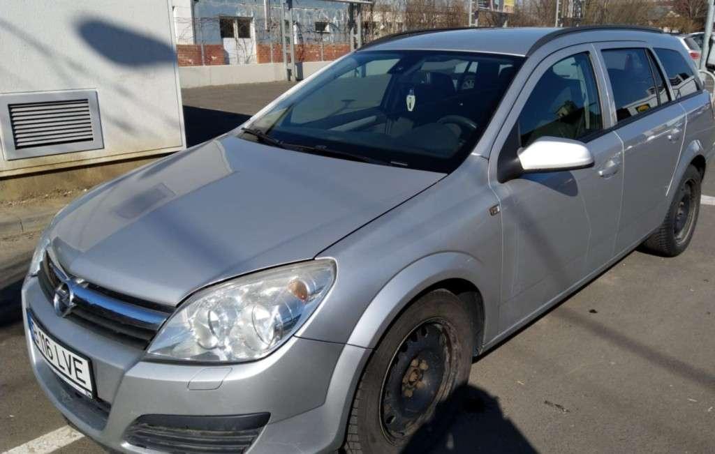 Opel Astra Din 2006 - 233,000 Km