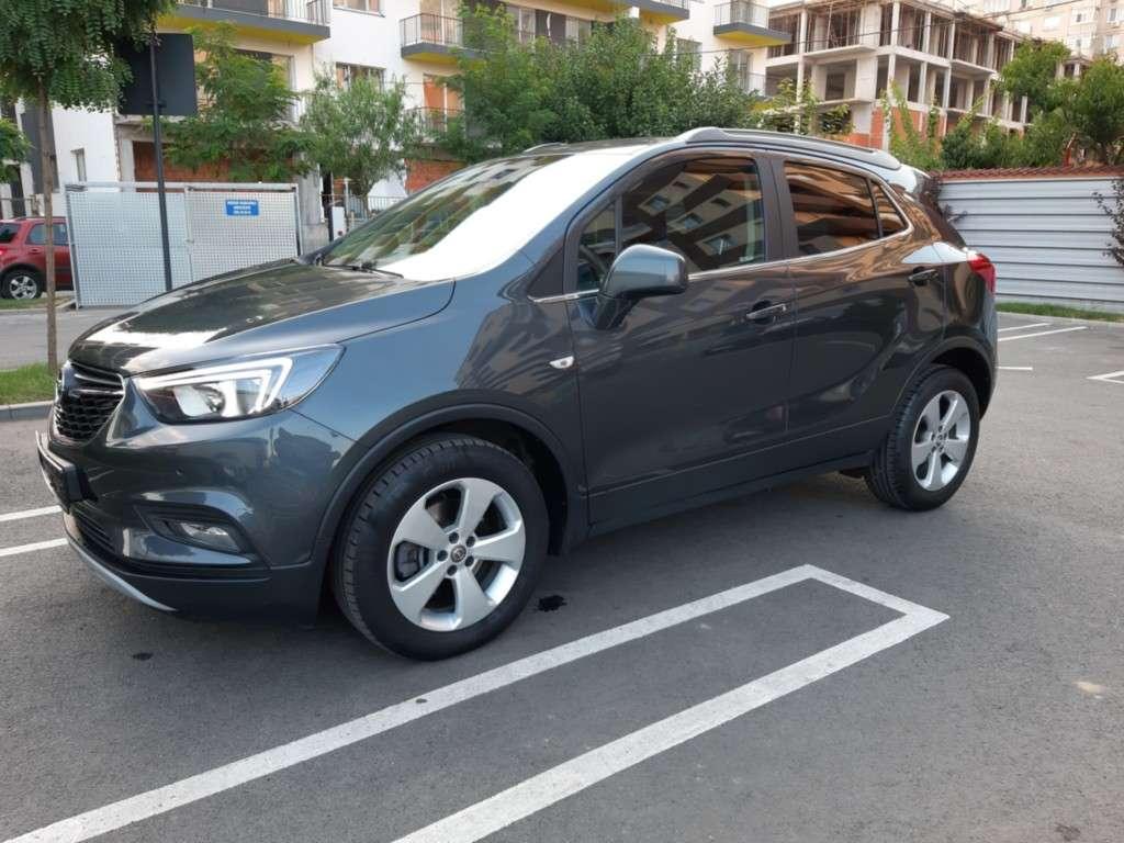 Opel Mokka Din 2017 - 58,775 Km