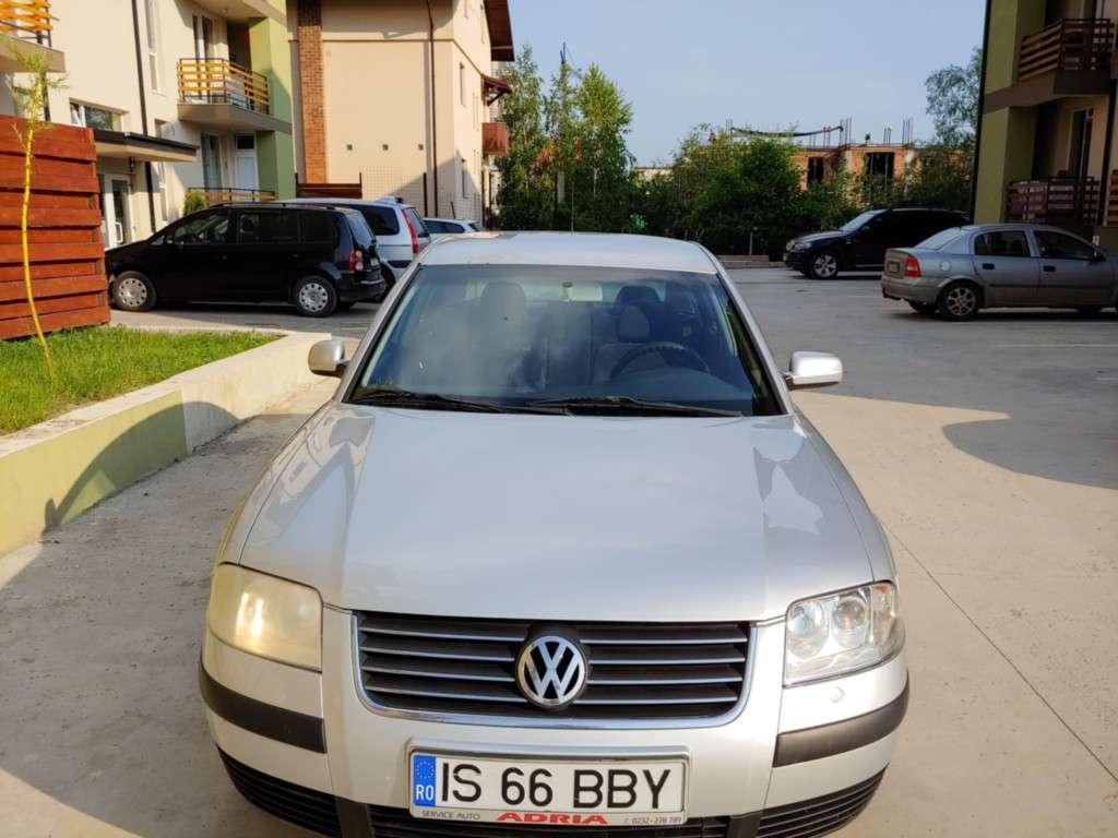 VW Passat Din 2001 - 224,511 Km