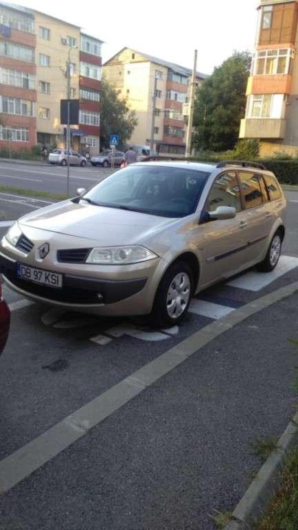 Renault Megane Din 2006 - 232,461 Km