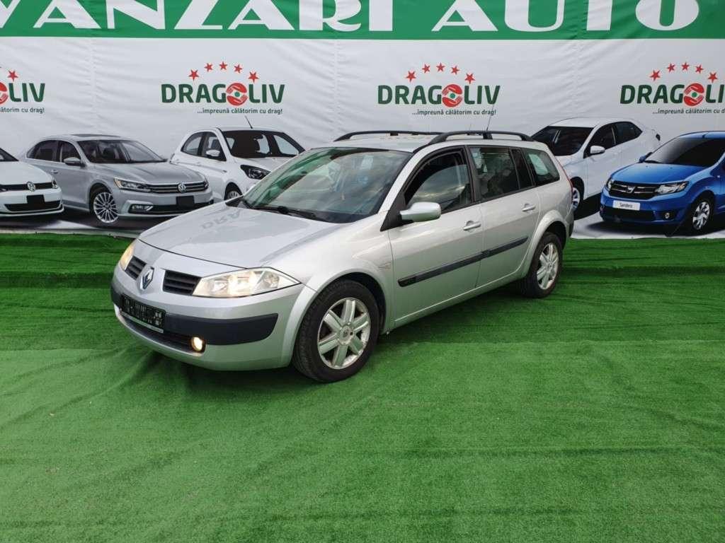 Renault Megane Din 2005 - 166,000 Km