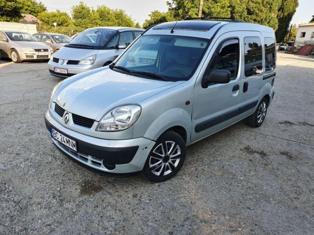 Renault Kangoo Din 2005 - 228,000 Km