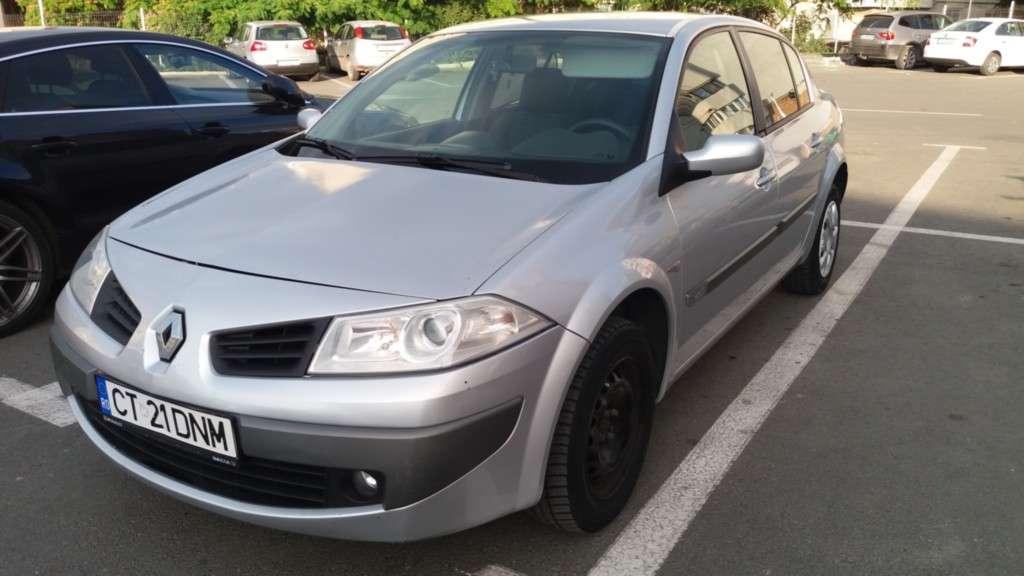Renault Megane Din 2006 - 148,000 Km