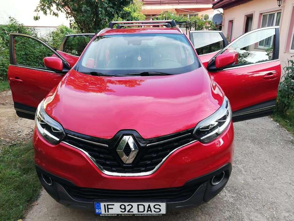 Renault Kadjar Din 2017 - 106,000 Km