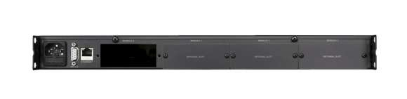 Sursa Audio Modulara SOURCECON™ Audac XMP44