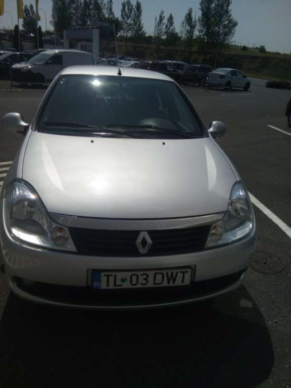 Renault Symbol Din 2008 - 96,000 Km