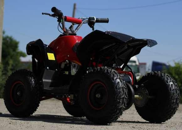 ATV Electric Pentru Copii NITRO Eco Avenger 1000W 48V 6 Inch Rosu Nou