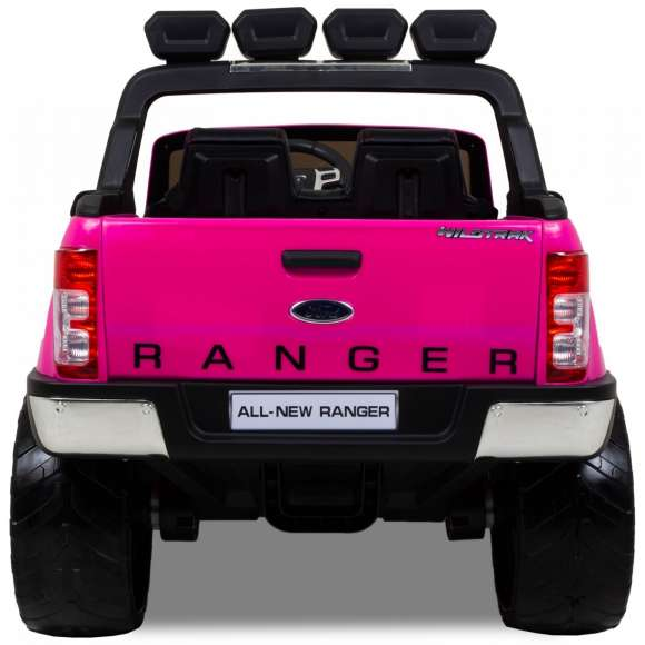 Masinuta Electrica Pentru Copii Ford Ranger 4x4 Roz Nou