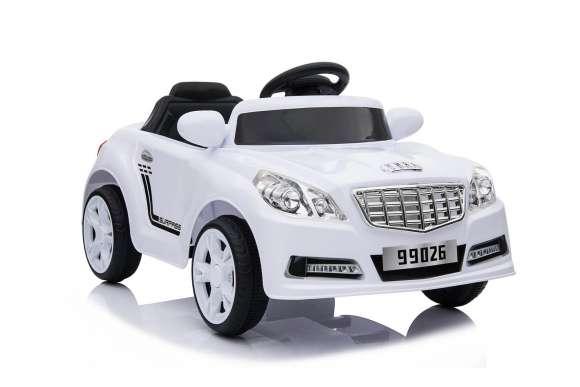 Masinuta Electrica Pentru Copii Sportwagen C-Sport Alb Nou