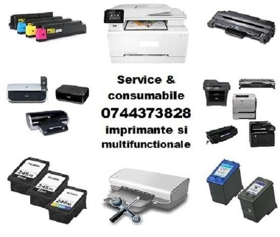Revizii Si Consumabile Ptr.imprimante Si Multifunctionale Laser.