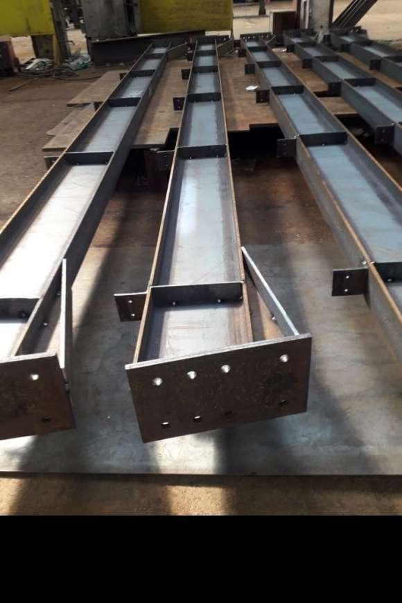 Hale Metalice Din Euro Profile Sau țeavă Pătrată La Preț De Producător