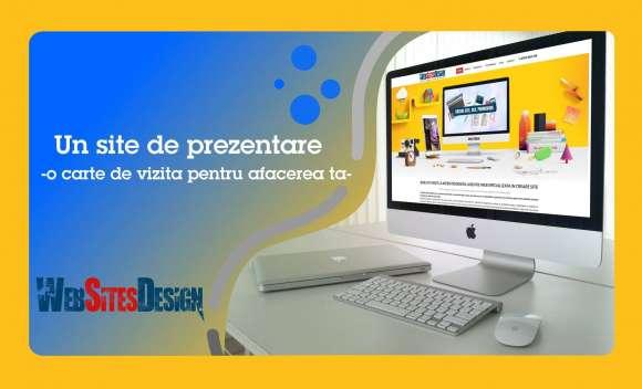 Oferim Toate Serviciile Din Gama De Web Design- Realizare Site Web, Magazin Online, Aplicatii Web