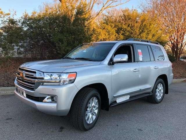 Toyota Land Cruiser Din 2017 - 16,273 Km