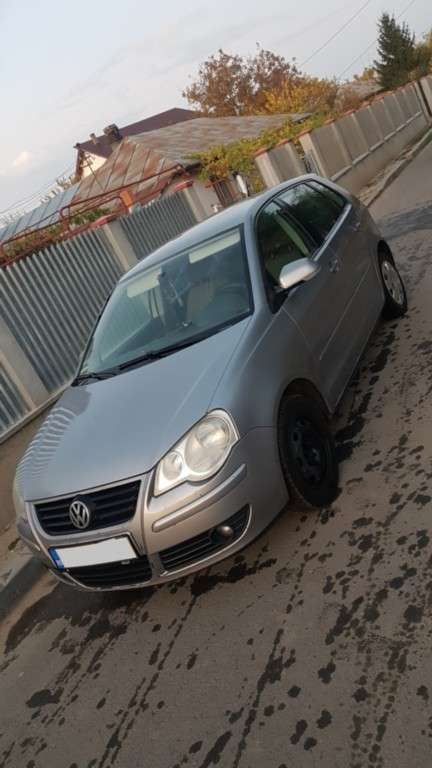 VW Polo Din 2006 - 213,000 Km